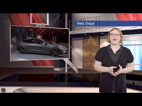 Model 3 Beta Production, Self-Driving Lexus, Tesla Job Perks  - T.E.N. Future Car News 3/3/17