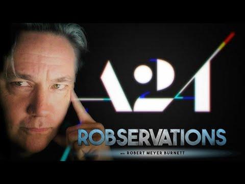 FANDOM, ORIGINAL CONTENT AND A24 - ROBSERVATIONS Live Chat #118