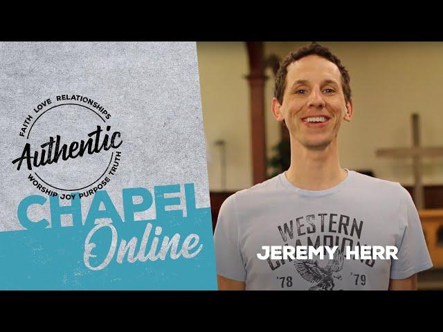 Light that Gives Life | Jeremy Herr