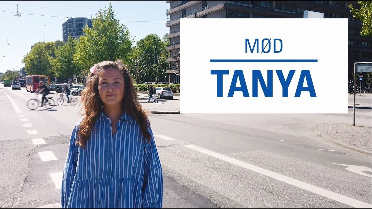 Mød kursisterne - Tanya