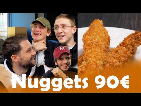 Nuggets McDo VS Nuggets à 90€ avec le Groupe 47Ter ! - Morgan VS