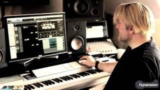 Simon Franglen using BFD2 on the Avatar soundtrack!