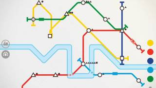 Mini Metro for iOS