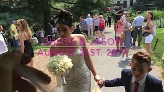 Chloe & Jason's Wedding In NYC