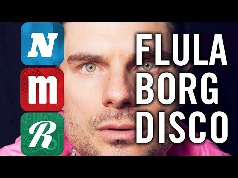 Flula Borg Disco! Playlist Live 2014