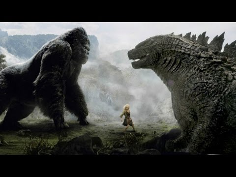 Godzilla vs Kong officially set for 2020- Collider