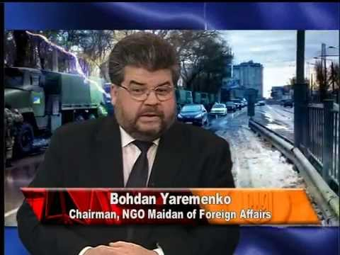 Political Frontline_Yaremenko Bogdan - Diplomat, Chairman of the Board of Maidan of Foreign Affairs