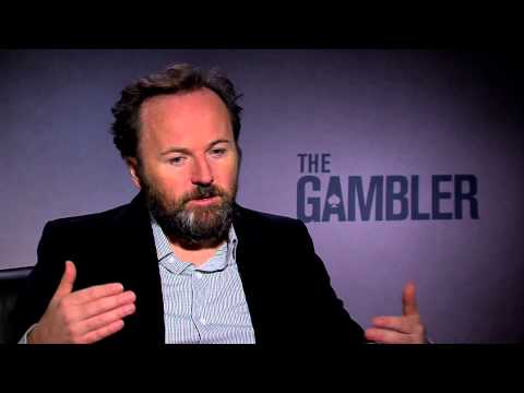Rupert Wyatt discussing directing