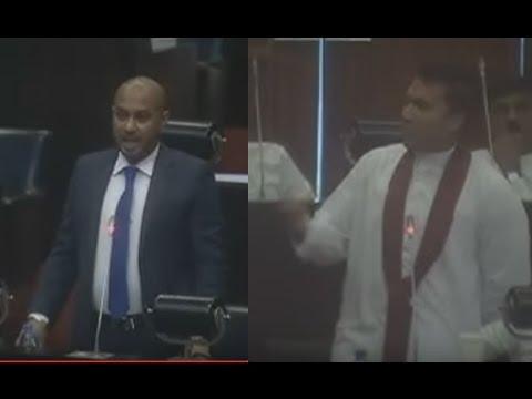 Namal Rajapaksa's Budget Speech in Parliament - 15/11/2016