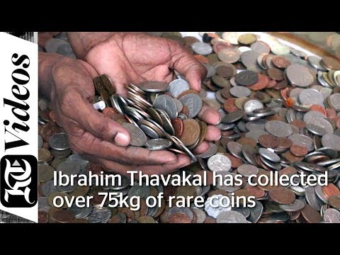 Dubai-based Keralite offers to sell his rare coin collection for Kerala's flood victims