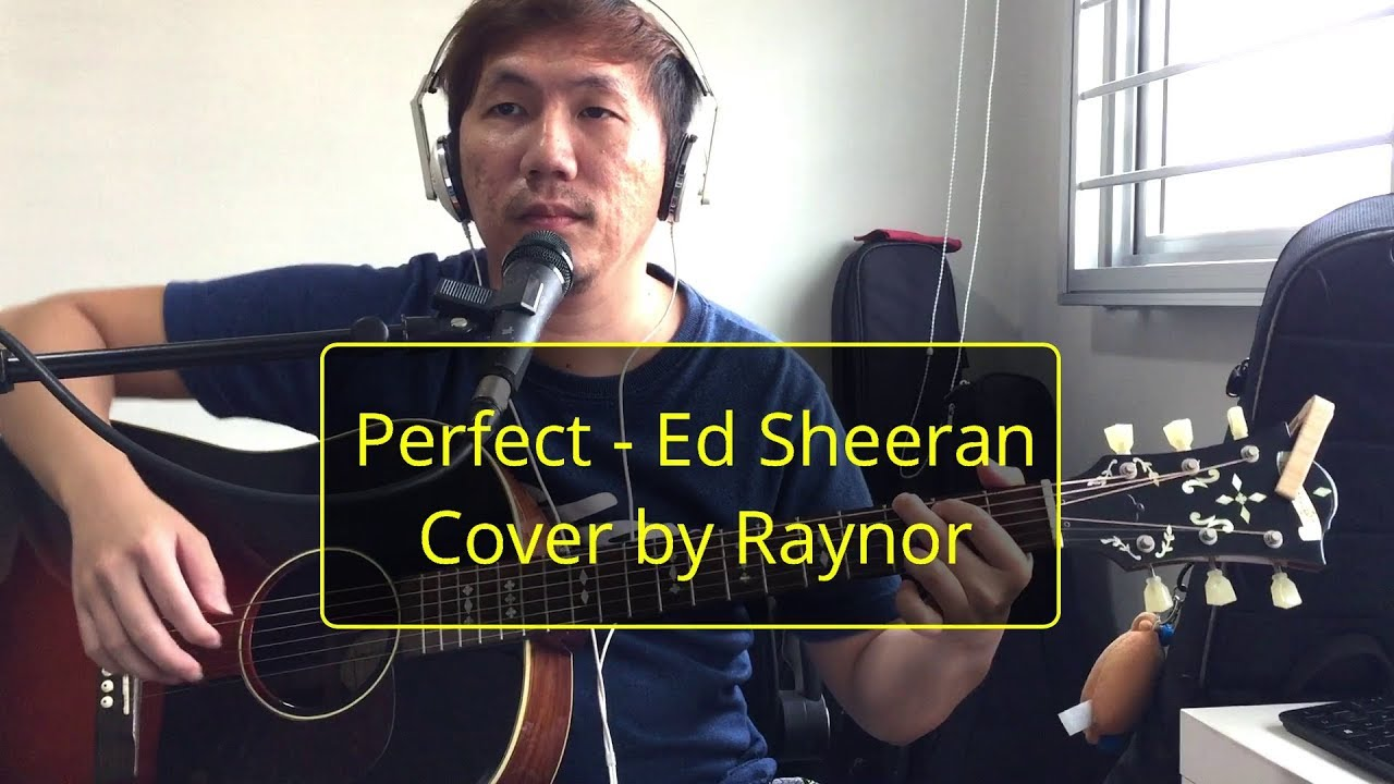 TalkingChord com: Ed Sheeran - Perfect (Chords + Cover)