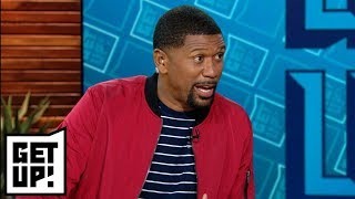 Jalen Rose sides with Julio Jones holding out to get paid | Get Up! | ESPN