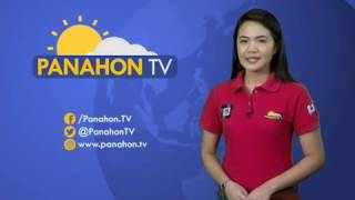 Panahon.TV | Express October 16, 2016, 3:00PM