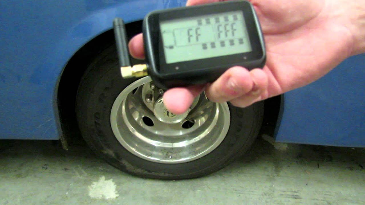 Tst 507 Tpms W Internal Sensors Youtube