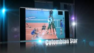 Liberman Agamez - Top Volleyball Player