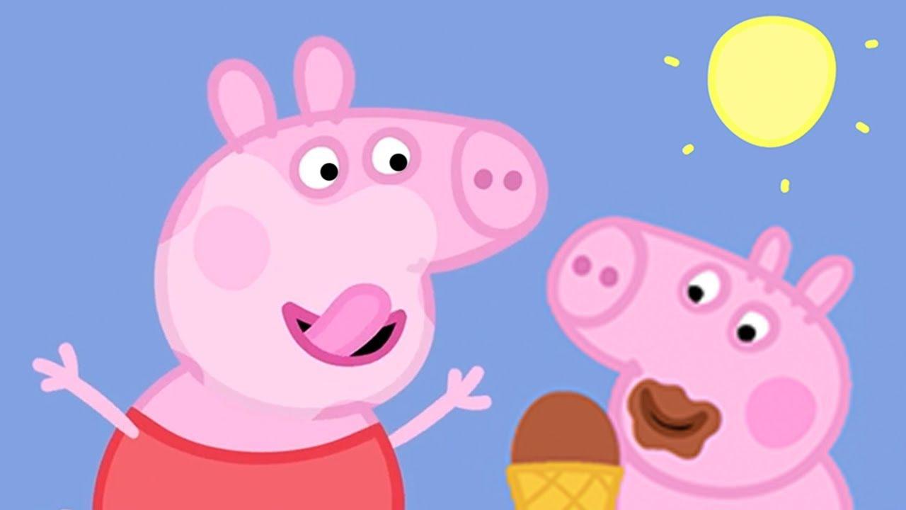 Peppa pig en espa ol episodios completos d a muy for En youtube peppa pig
