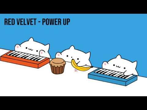 Bongo Cat - Red Velvet 'Power Up' (K-POP)