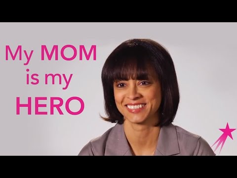 My Mom is My Hero - Career Girls Role Models Pay Tribute