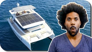 Tesla Der Meere - Was Kann Diese SOLAR Luxusyacht?