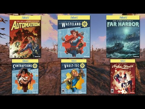 Was FALLOUT 4's Season Pass WORTH IT In The End?!