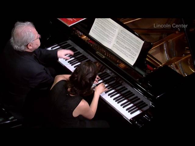 Brahms: Waltzes, Op. 39 (Emanuel Ax and Anna Polonsky)