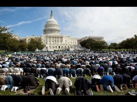 ISLAM Cleric in Egypt vows: Islamic flag will be raised above the White House Last days