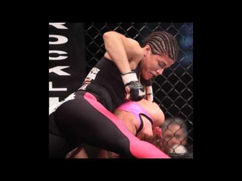 JESSICA JAG AGUILAR MMA BELLATOR AMERICAN TOP TEAM PART #2