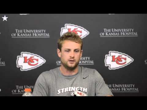 Chiefs Dustin Colquitt Discussed Practicing And Chiefs Coaching