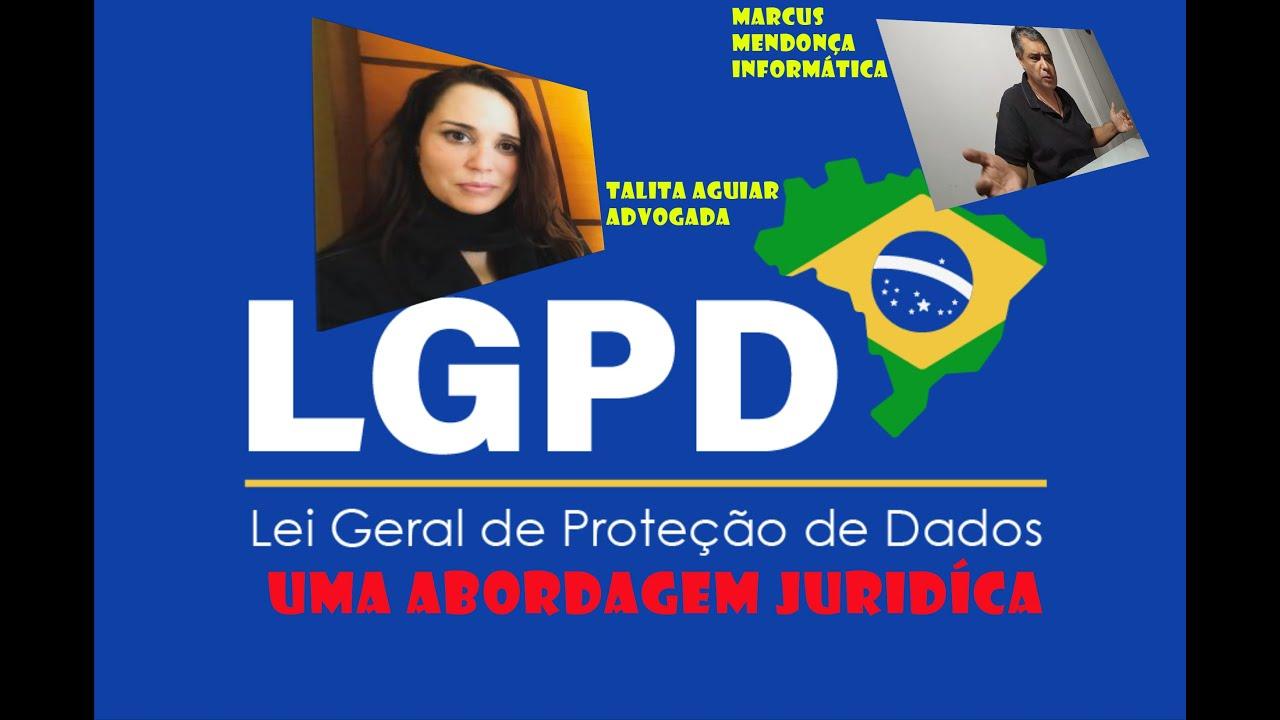 LGDP uma abordagem jurídica descomplicada
