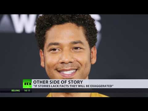 US actor Jussie Smollett accused of faking hate crime against himself Mp3