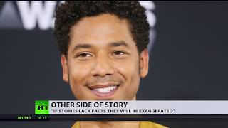US actor Jussie Smollett accused of faking hate crime against himself