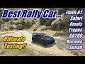 Best Rally Car! Ultimate Testing! Flash GT, Comet Safari... (GTA Online)