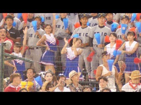 圧倒的な可愛さ慶応チア part5  甲子園 夏 2018 [若き血-シリウス-アニマル]