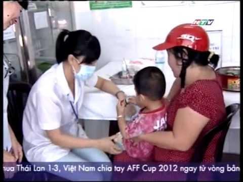 Chiến dịch uống bổ sung Vitamin A cho trẻ nhỏ
