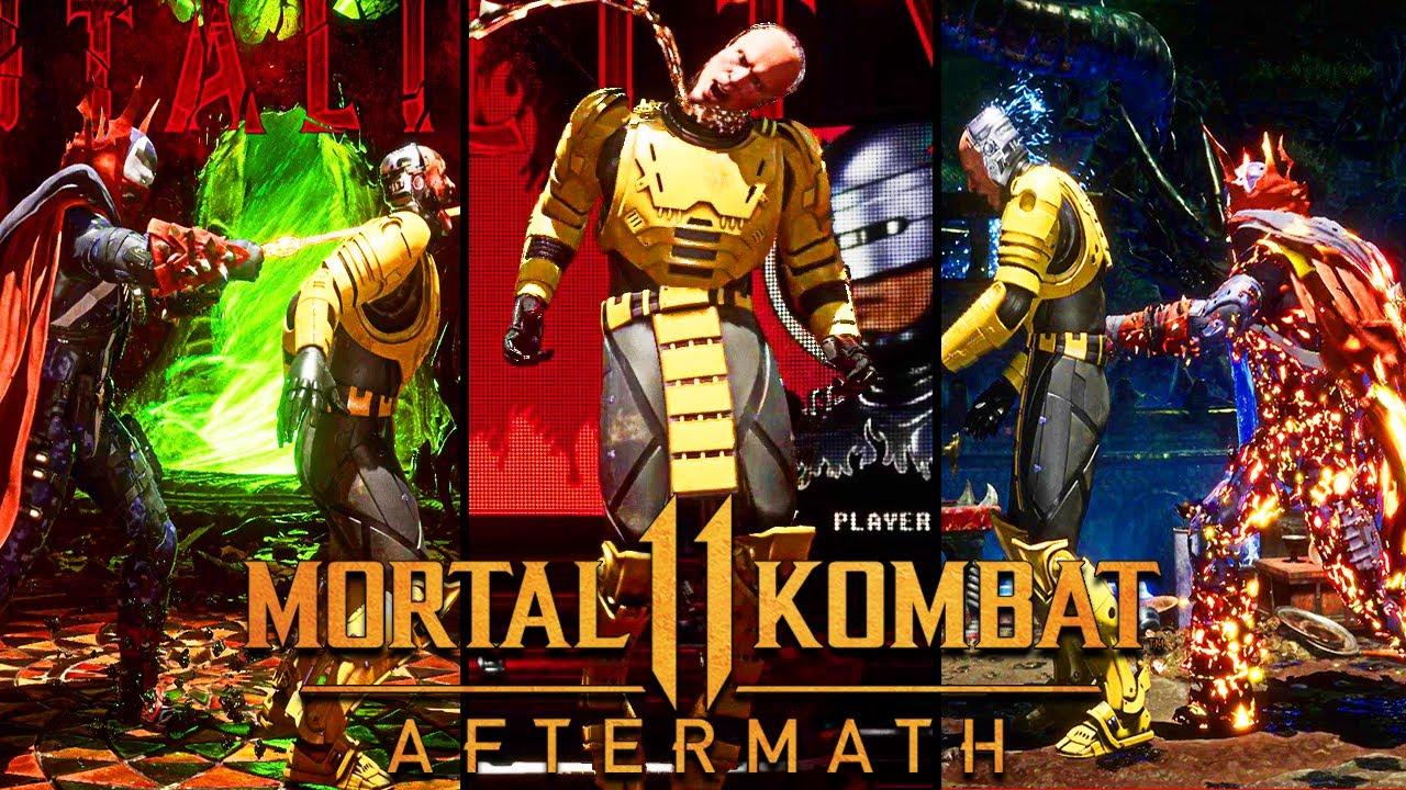 Mortal Kombat 11 hands-on preview: Blood-soaked karnage