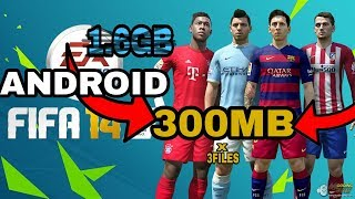 [300MB] HOW TO DOWNLOAD FIFA 14 ON ANDROID APK + OBB HIGHLY COMPRESSED DOWNLOAD LINK 👇👇BELOW👇👇