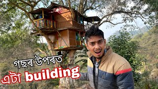 The Tree House - গছৰ উপৰত building