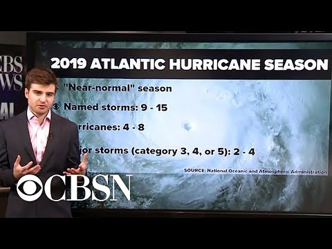 What to expect from the 2019 Atlantic hurricane season