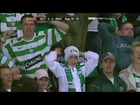 Celtic Glasgow - Artmedia Petržalka 4:0 (2005-08-02)