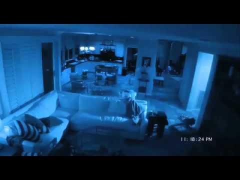 Macaulay Culkin's Paranormal Activity 2 Screentest