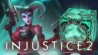 INJUSTICE 2 сундук объединенных героев.