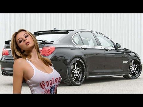 #990. Тюнинг BMW 7 Series F01 Hamann 2009