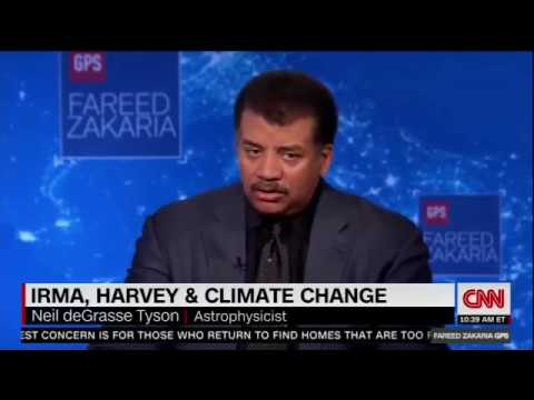 Neil deGrasse Tyson on the impact of climate change