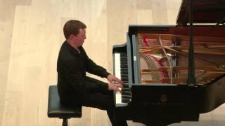 Grieg Competition 2014: Grieg - Røtnams-Knut, Halling op. 72 No. 7 (Sebastian Berakdar)
