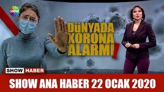Show Ana Haber 22 Ocak 2020
