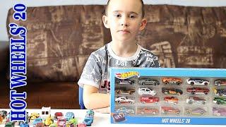 Машинки для детей Хот Вилс. Коллекция машинок. Hot Wheels cars