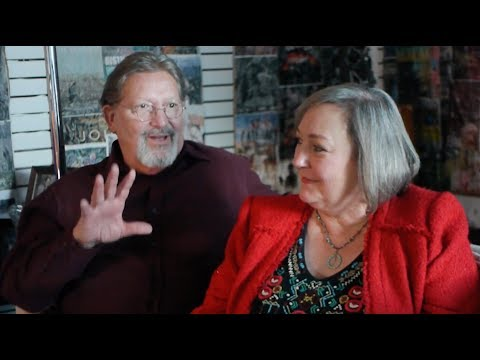 """FILMMAKER'S LOUNGE: Steve Jarvis and Kate Fosselman, Director and Editor, """"The Women In The Sand"""""""