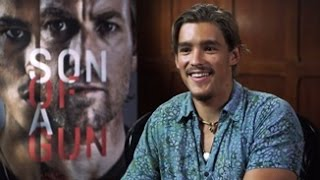SON OF A GUN - Brenton Thwaites Interview