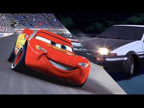 Gas Gas Gas - Cars Edition