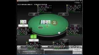 Раздача дня на PokerStarter: Fix Limit - Защита большого блайнда